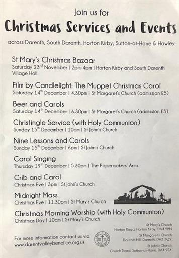 - St Margaret's Church Community - Christmas Services and Events